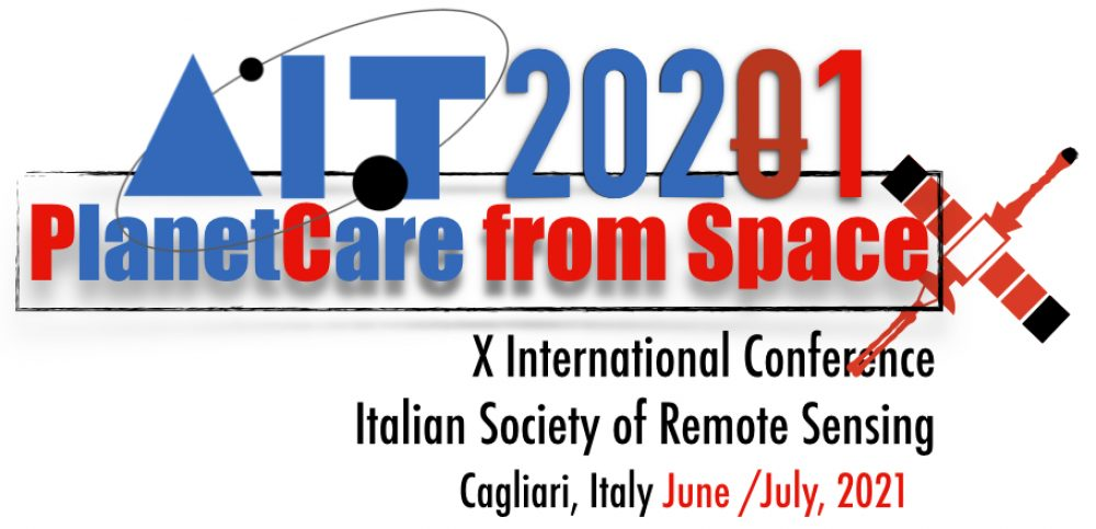 X AIT International Conference – Italian Society of Remote Sensing