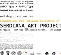 WORKSHOP | Serdiana Art Project - 29 LUGLIO 2015