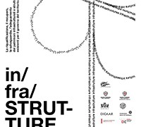 SEMINARIO | In/fra/strutture - Regeneration, recovery, preservation and adjustment of existing structural and infrastructural assets as instruments for territorial management - 24/27 NOVEMBRE 2015