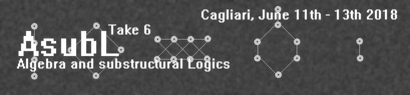 AsubL (Take 6) – Algebra and substructural Logics