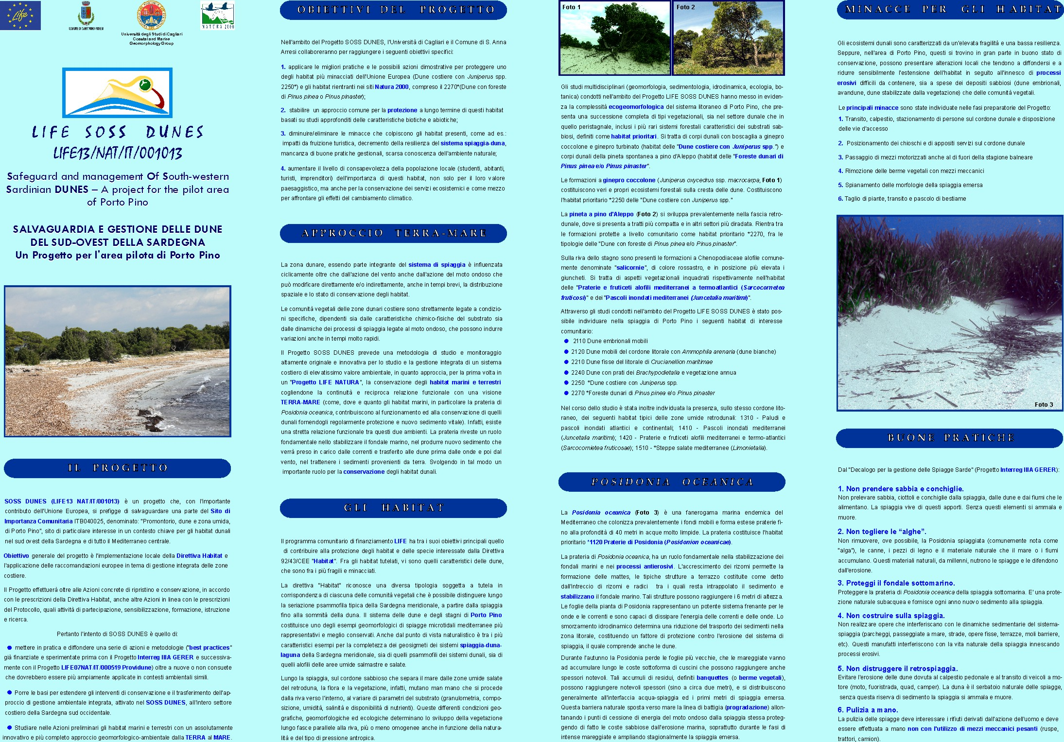 Poster Campus Scientifico